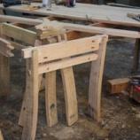 『樽の机・ヤマガラの営巣』の画像