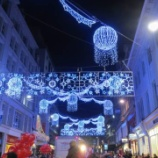『Christmas Season in Birmingham (England)』の画像