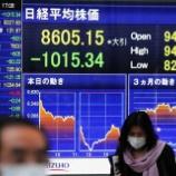 『【インチキ\(^o^)/】日経平均株価、今年最高値を更新!一方、日本経済の実態はボロボロwww』の画像