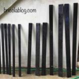 『ロック糸収納棚のプチDIY』の画像