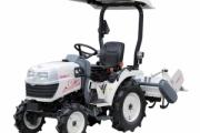 【話題】農業女子の意見を取り入れ、花柄のトラクターができました! おしゃれな農業機械が日本の農業を変える…