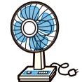 【えぇ…】扇風機を『強』で24時間付けっぱなしにした時の「電気代」がこちらwwwwwwww