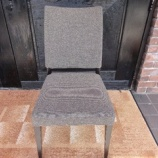 『【軽い椅子】日進木工のMOONシリーズの背張チェア・MOC-002』の画像