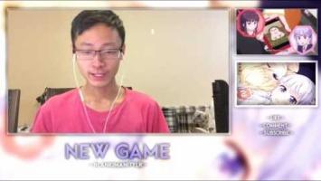 NEW GAME! 第2話 【海外の反応 動画 Reaction】