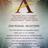 『【DCI】アカデミー2018年ショー『 Academic(アカデミック)』曲目等詳細と原曲音源です! [随時更新]』の画像