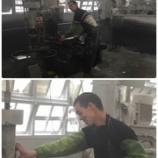 『ジーテー中国自社石材工場 職人紹介』の画像