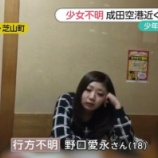『船橋18歳少女生き埋め事件の詳細(2015/4月19日発生)』の画像