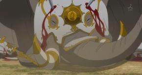 【アルスラーン戦記】第16話 感想 象に厳しいアニメだったぞう・・・