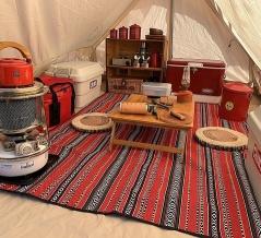 厳選!キャンプで使う最強石油ストーブはこれしかない!年間50泊行く我が家がコンパクトな石油ストーブも詳しくブログで紹介。