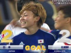 【速報動画】なでしこ2点目、杉田のゴールが凄すぎる!