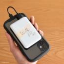 小さなモバイルバッテリー◇コンパクトサイズが便利です♪【PR】