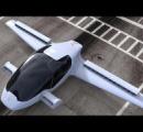 「空飛ぶタクシー」の試験飛行に成功 2025年の運行目指す