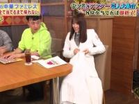 【櫻坂46】担々麺を啜っても衣装にはねない有能キャプテンwwwwwww