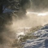 『深雪古寺鐘』の画像