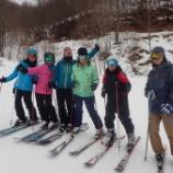 『女性限定スキーキャンプ』の画像