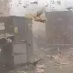 【動画】中国、また天津の工場で爆発!現場の空から大量の灰が降ってくる様子…