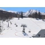 『インターアルペン 北海道初滑りスキーキャンプ参加者募集』の画像