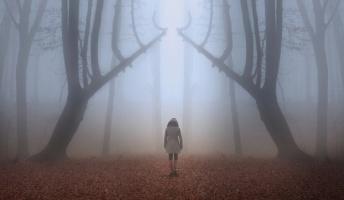 山にまつわる怖い話『幽霊列車のアナウンス』『石の祟り』『かえれ!かえれ!』他