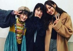 【最高】梅澤美波×生駒里奈×若月佑美、3人とも綺麗だなwwwww