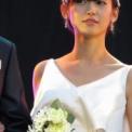 東京大学第64回駒場祭2013 その78(ミス&ミスター東大コンテスト2013の68(ウェディングドレス・田島理奈))