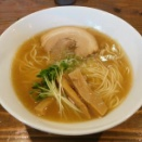 煮干しそば 虎空@大塚・帝京大学の煮干しラーメン
