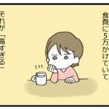 『「一人暮らし女性OL食費5万円」について思ったこと』の画像