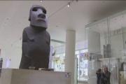 【英国】モアイ像「返して!」 大英博物館にイースター島の当局者が涙ながらに返還求める