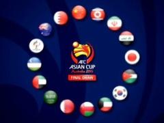 AFC アジアカップ2015 試合日程&テレビ放送予定一覧