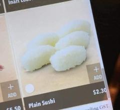 外国人「魚が乗ってないプレーン寿司が売られてたんが何これ!?」
