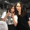 最新の矢田亜希子と永尾まりやとの2ショットをご覧ください・・・