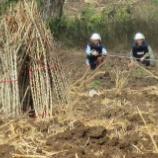 『2015.02.13 対戦車地雷を回収』の画像