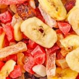 『ドライフルーツのレシピ』の画像