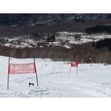 『たざわ湖スキーキャンプ、レーサーズキャンプ終了。』の画像