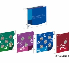 東京2020オリンピック競技大会記念500円・100円貨幣コンプリートセット