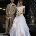 東京大学第63回駒場祭2012 その86(ミス&ミスター東大コンテスト2012・徳川詩織(ウェディング))の5