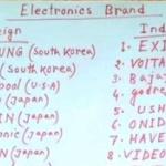 【インド】中国製品ボイコット運動、中国製品の代替品をリスト化してみた、どうよ? [海外]