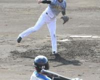 阪神・西純矢が七回途中5失点8K 清宮を直球で空振り三振