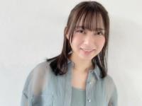 【乃木坂46】鈴木絢音って、この時ぐらいの髪型が一番似合うわ ※画像あり