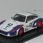 "『43-0943 Porsche 935/78 ""Moby Dick"" アシェットル・マン24時間レースカーコレクション vol.66』の画像"