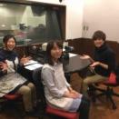 ラジオ収録、リハーサル、みやぎケアフェスタ2019出演決定