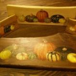 『かぼちゃづくし』の画像