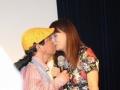 【画像あり】上島竜兵が元AKB野呂佳代とキスしててヤバイwwwww