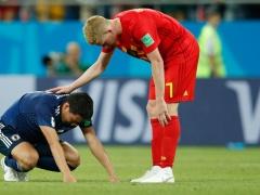 【 悲報 】日本代表 2-0 ベルギーから1年・・・