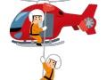 ヘリコプターで救助された女性、肉体的、精神的苦痛を受けたとして、市を提訴