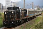 『2019/9/3~4運転 DE10-1755牽引熊本キハ31形試運転』の画像
