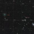 NGC4725とその周辺