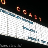 『TENACIOUS D(テネイシャスD)@新木場 STUDIO COAST ライプレポート2014』の画像