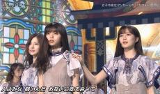 【乃木坂46】齋藤飛鳥と白石麻衣のトリックアート完成!