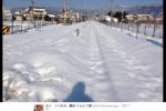 交野市出身。山梨県観光大使のDJ JIROさんが教えてくれた~山梨は大雪で大変なことになってる!~