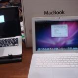 『macbookよ、お疲れ様!』の画像